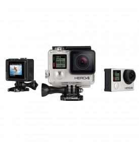 Gopro HERO4 Silver with LCD CHDHY-401