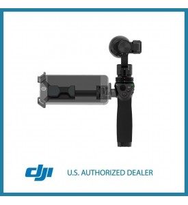 DJI Osmo Fully stabilized 4K, 12MP camera optimized for ground use