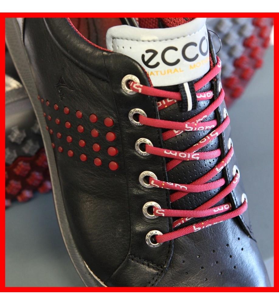 New Ecco Mens Golf Shoes Biom Hybrid 2 Black Brick