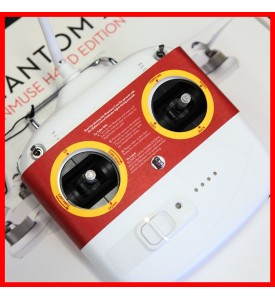 DJI PHANTOM 2 New 2.4GHz Remote Control (left dial, built-in Lipo battery)
